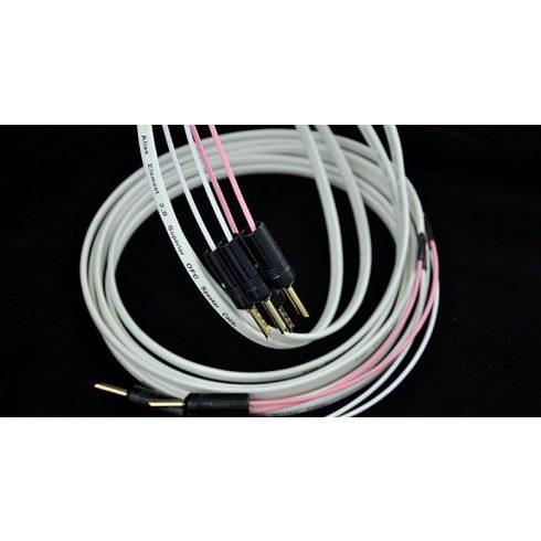Atlas Cables Element 2.0 hangszóró kábel