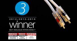 Atlas Cables Elment Integra RCA analóg összekötő kábel