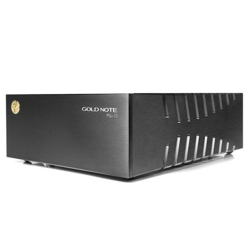Gold Note PSU-10 phono előerősítő extra külső tápegység