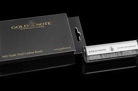 Gold Note lemeztisztító kefe
