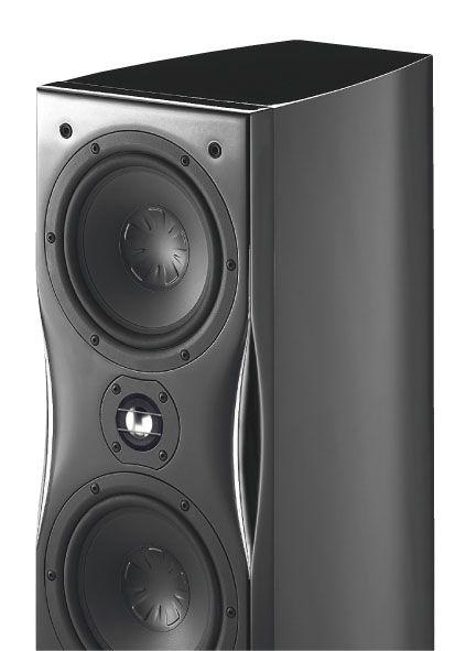 German Maestro MS F-One - Akusztika
