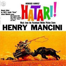 Henry Mancini- Hatari!