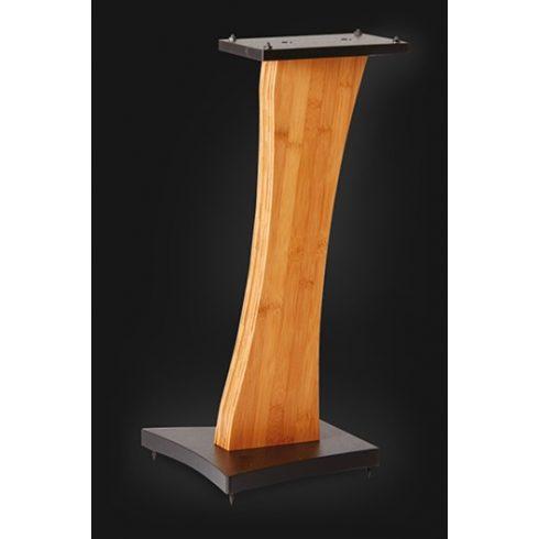 Quadraspire 6014 hangfalállvány bambusz