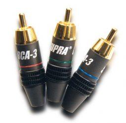 Supra RCA-3 RGB dugó