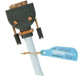 Supra DVI-DVI kábel Single link kábel