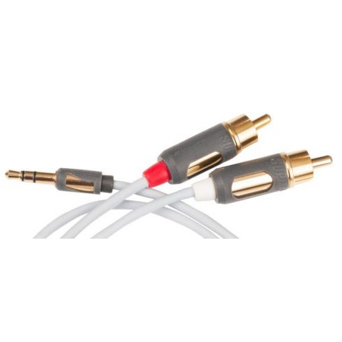 Supra MP Cable Mini plug-2RCA