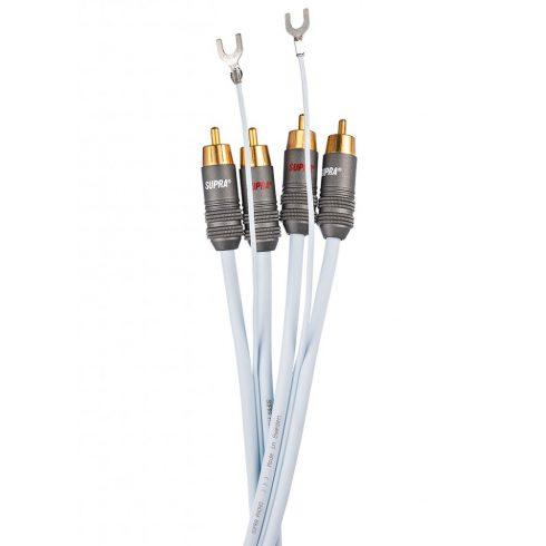 SupraPhono 2RCA-SC lemezjátszó összekötő kábel