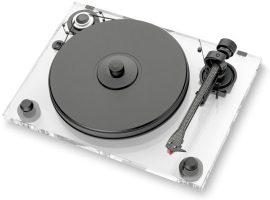 Pro-Ject 2 Xperience DC Acryl lemezjátszó / hangszedő nélkül /