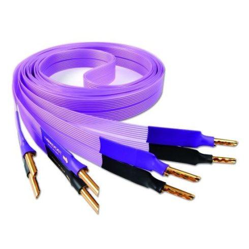 Nordost Purple Flare hangfalkábel singled wired