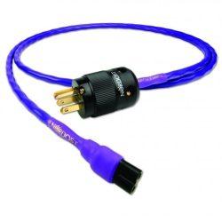 Nordost Purple Flare hálózati kábel Fig. 8-as csatlakozóval