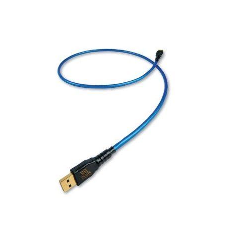 Nordost Blue Heaven USB 2.0 kábel /A - B csatlakozó/ többféle méretben